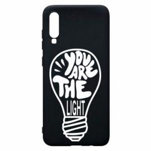Etui na Samsung A70 You are the light