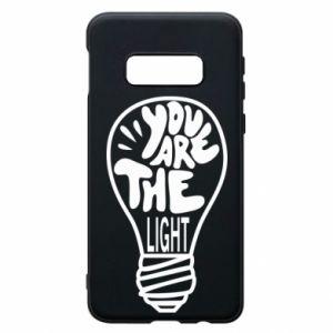 Etui na Samsung S10e You are the light