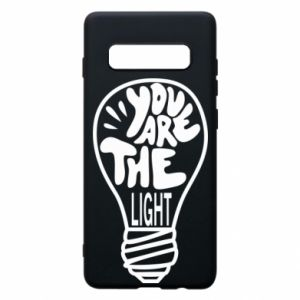Etui na Samsung S10+ You are the light