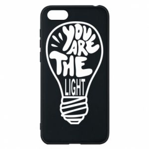 Etui na Huawei Y5 2018 You are the light