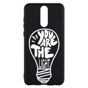 Etui na Huawei Mate 10 Lite You are the light