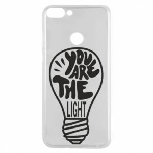 Phone case for Huawei P Smart You are the light