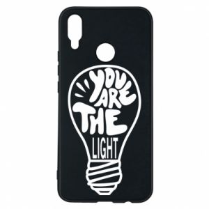 Etui na Huawei P Smart Plus You are the light