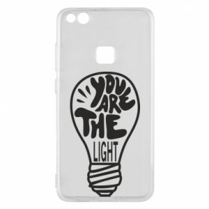 Etui na Huawei P10 Lite You are the light