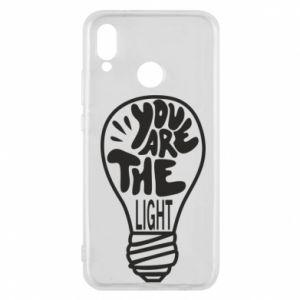 Etui na Huawei P20 Lite You are the light