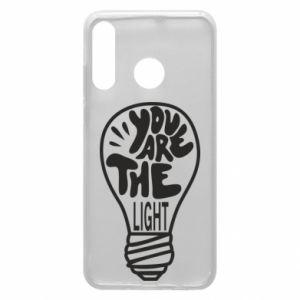Etui na Huawei P30 Lite You are the light