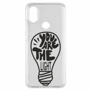 Etui na Xiaomi Mi A2 You are the light