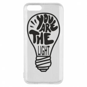 Etui na Xiaomi Mi6 You are the light