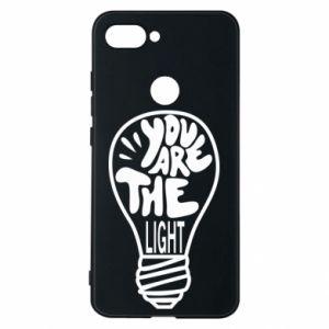 Etui na Xiaomi Mi8 Lite You are the light