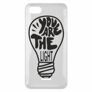 Etui na Xiaomi Redmi 6A You are the light