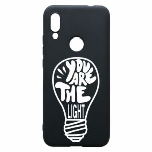 Etui na Xiaomi Redmi 7 You are the light