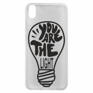 Etui na Xiaomi Redmi 7A You are the light
