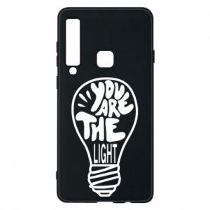 Etui na Samsung A9 2018 You are the light