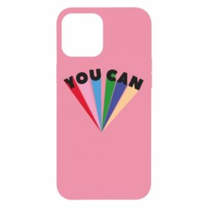 Etui na iPhone 12 Pro Max You can