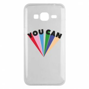 Etui na Samsung J3 2016 You can