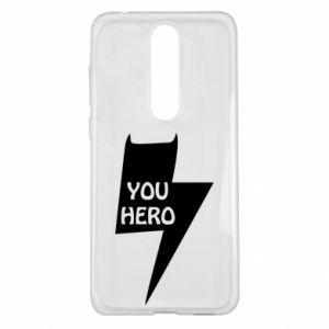 Etui na Nokia 5.1 Plus You hero