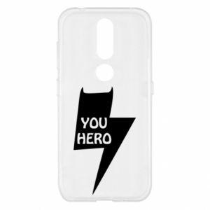 Etui na Nokia 4.2 You hero