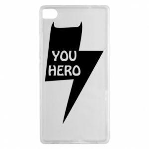 Etui na Huawei P8 You hero