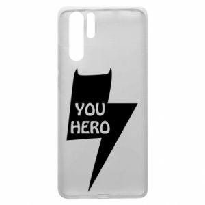 Etui na Huawei P30 Pro You hero