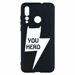 Etui na Huawei Nova 4 You hero