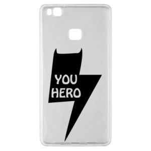Etui na Huawei P9 Lite You hero