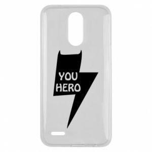 Etui na Lg K10 2017 You hero