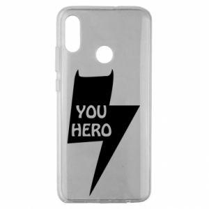 Etui na Huawei Honor 10 Lite You hero