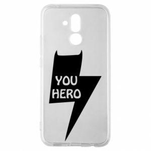 Etui na Huawei Mate 20 Lite You hero