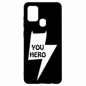 Etui na Samsung A21s You hero