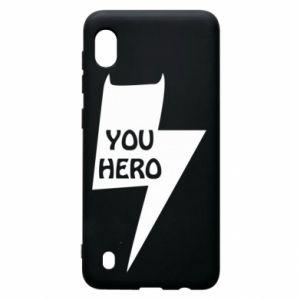Etui na Samsung A10 You hero