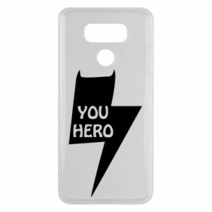 Etui na LG G6 You hero