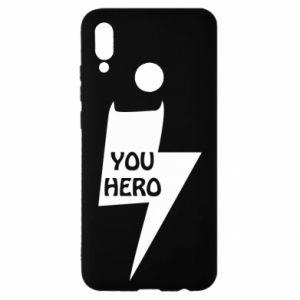 Etui na Huawei P Smart 2019 You hero