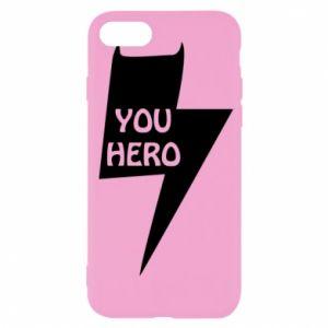 Etui na iPhone SE 2020 You hero