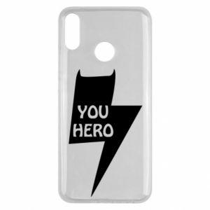 Etui na Huawei Y9 2019 You hero