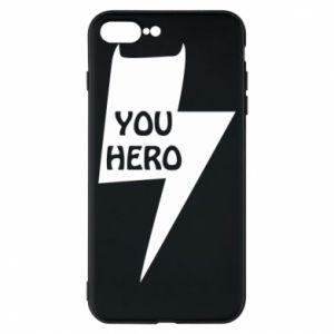 Etui na iPhone 8 Plus You hero