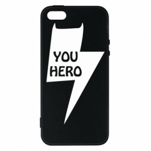 Etui na iPhone 5/5S/SE You hero