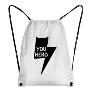 Plecak-worek You hero