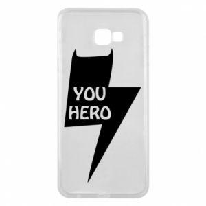 Etui na Samsung J4 Plus 2018 You hero