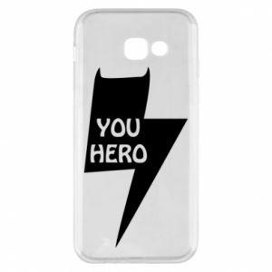 Etui na Samsung A5 2017 You hero