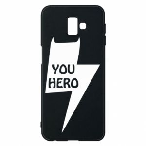 Etui na Samsung J6 Plus 2018 You hero