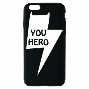 Etui na iPhone 6/6S You hero