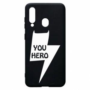 Etui na Samsung A60 You hero
