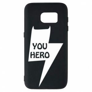 Etui na Samsung S7 You hero