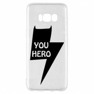 Etui na Samsung S8 You hero