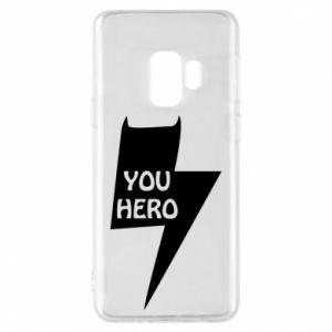 Etui na Samsung S9 You hero