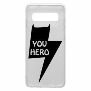 Etui na Samsung S10 You hero