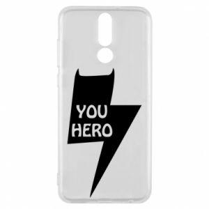 Etui na Huawei Mate 10 Lite You hero
