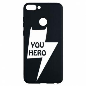 Etui na Huawei P Smart You hero