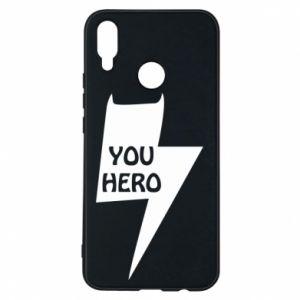 Etui na Huawei P Smart Plus You hero