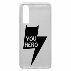 Etui na Huawei P30 You hero